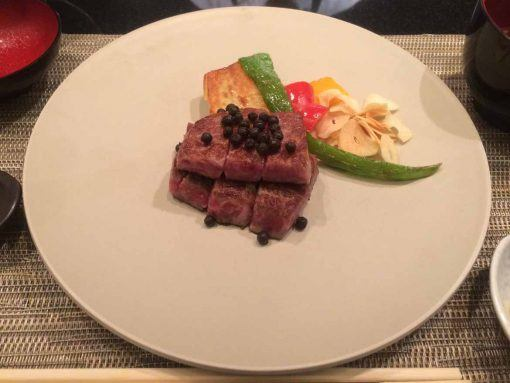 Delicious Kobe beef