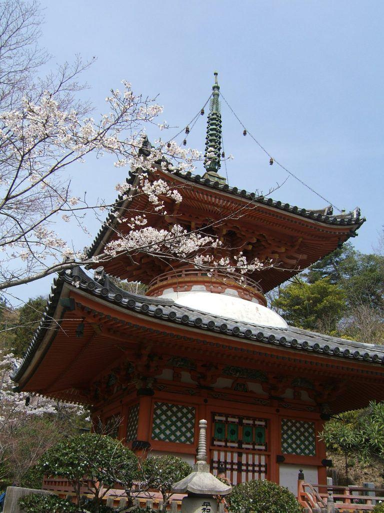 Mitaki Temple Hiroshima Japan