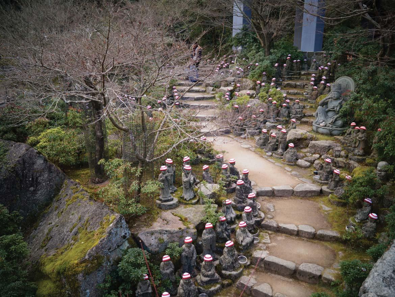 Daishoin Gardens, Miyajima