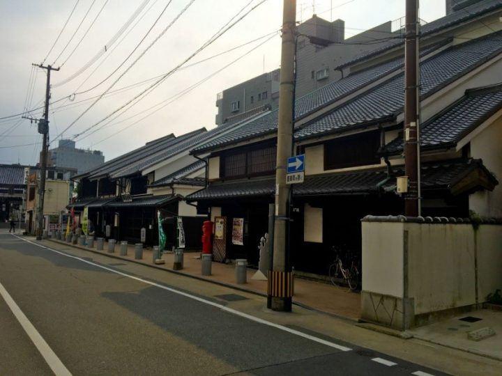 Hakata Machiya Folk Museum, Fukuoka, Japan