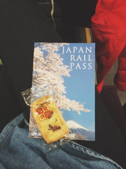 Japanese rail pass