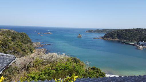 Views over the Izu Peninsula