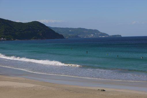Shirahama beach, Izu Peninsula, Japan