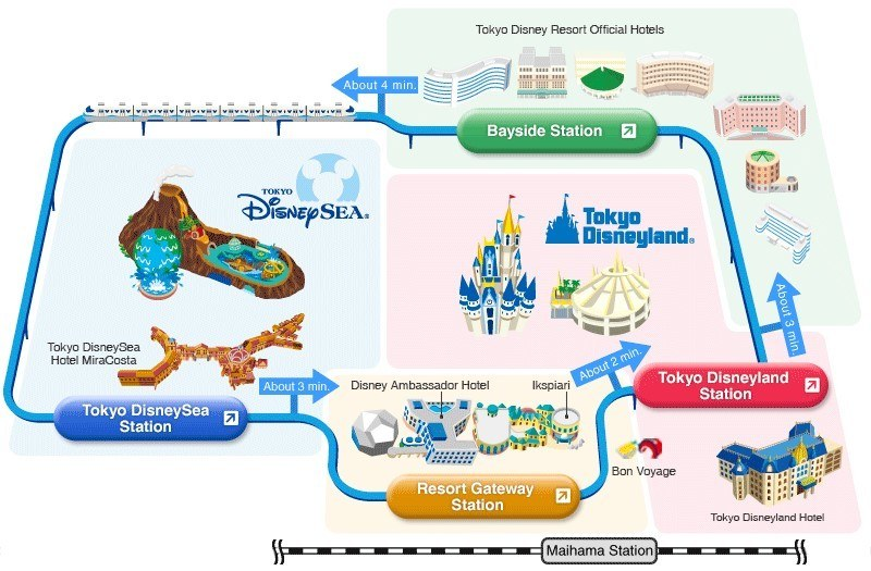 A guide to visiting Tokyo Disneyland - InsideJapan Tours on disney camping map, walt disney map, incidents at walt disney world resort, disney photopass map, disney magical express map, golden oak at walt disney world resort, bay lake, downtown disney, las vegas monorail, disney magic map, mark iv monorail, jacksonville skyway, disney fantasyland map, disney road map, magic kingdom, seven seas lagoon, walt disney world resort, disney train map, disney resort line, mark vi monorail, lake buena vista, seattle center monorail, disney bus map, disney frontierland map, disneyland monorail system, disney resort map, disney fastpass map, disney transportation map, disney airport map, disney boat map, downtown disney map, walt disney world company, discovery island, disney fl map, disney transport, epcot map, disney world map, disney shuttle map,