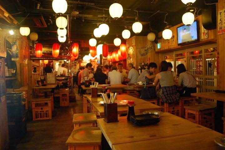 A Tokyo Izakaya