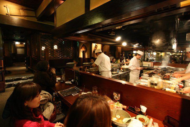 Izakaya pub in Japan