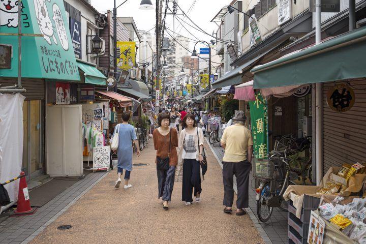 Yanesen in Tokyo