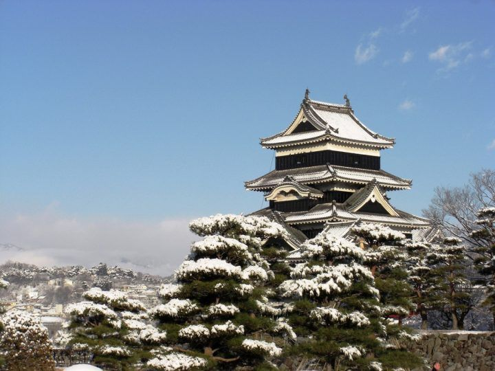 Matsumoto - Black Crow - Castle in Japan