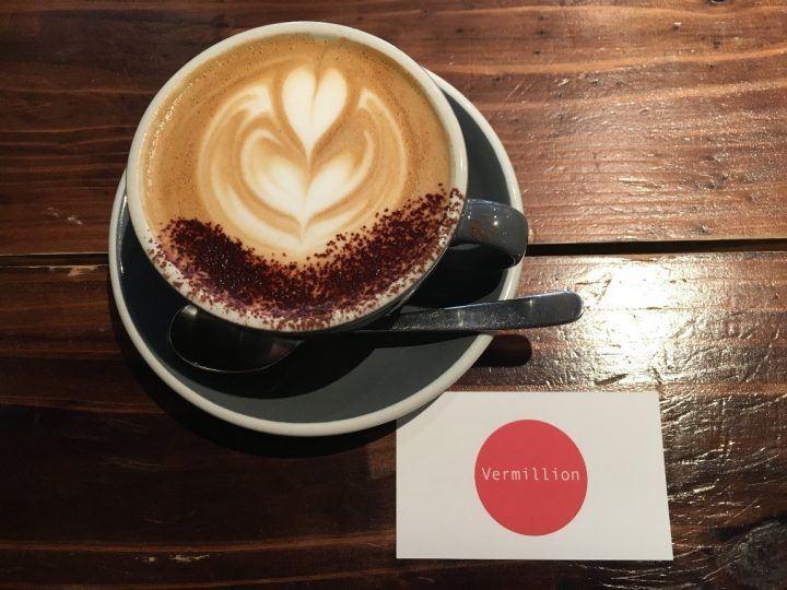 Vermillion - coffee shops in Tokyo