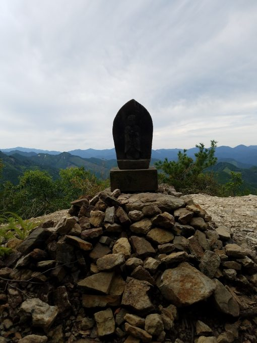 Kumano Kodo view