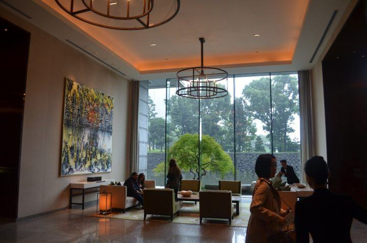 Luxury hotels in Tokyo: The Palace Hotel