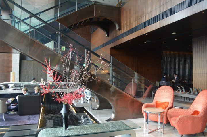 Luxury hotels in Tokyo: Mandarin Oriental Tokyo