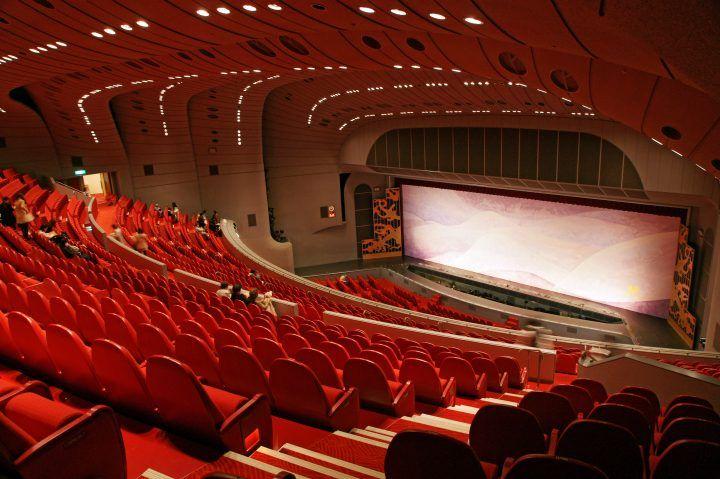 Takarazuka Revue theatre, Tokyo