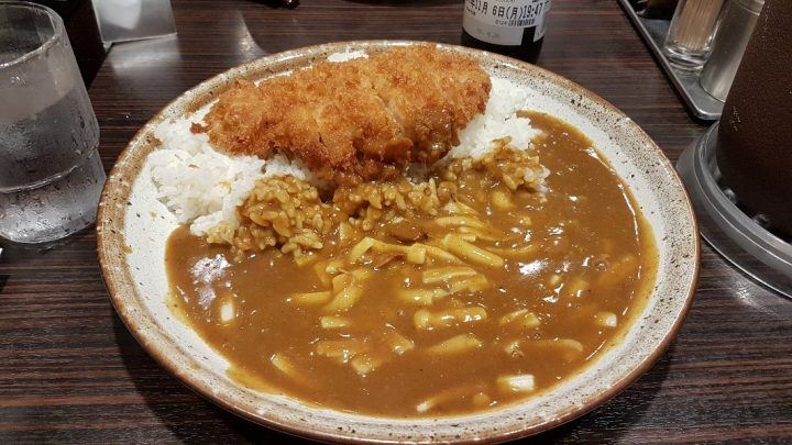 Japanese curry - Food in Japan