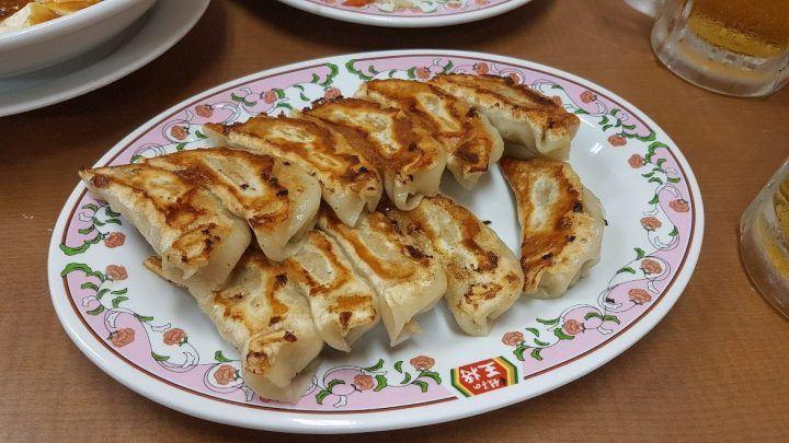 Gyoza - food in Japan