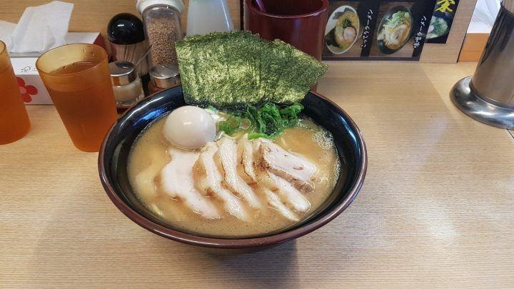 Ramen - food in Japan