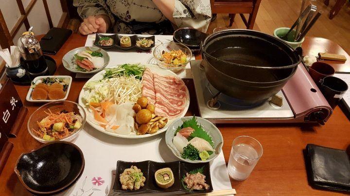 Shabu Shabu - food in Japan