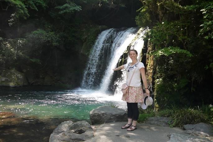 Kawazu Seven Waterfall, Izu Peninsula