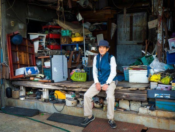 Tomonoura - photography tour in Japan