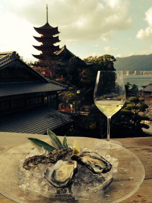 Oysters on Miyajima / Mount Misen