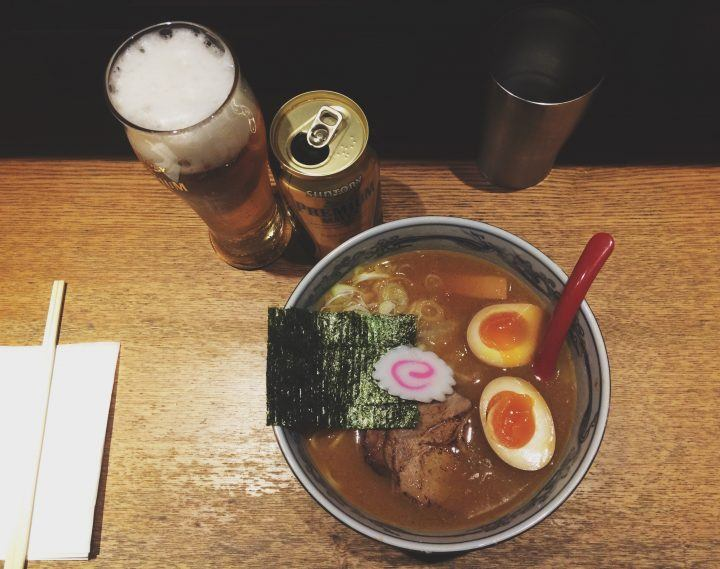 Food and drink festivals in Japan - ramen