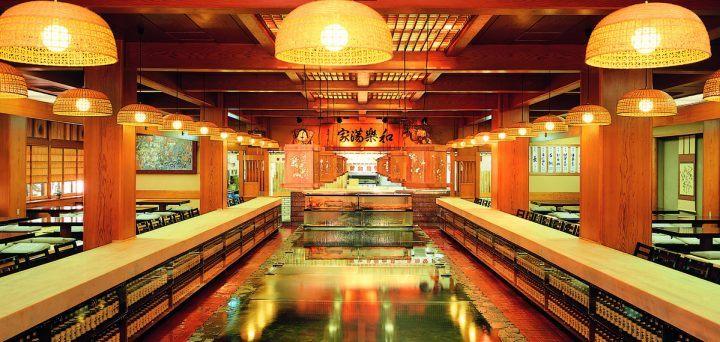 Chikae restaurant Fukuoka