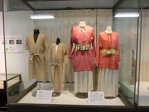 Yayoi people clothing
