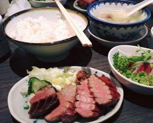 Food in Sendai