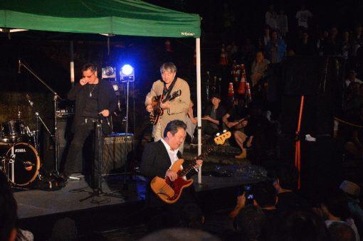 Jazz festival in Sendai