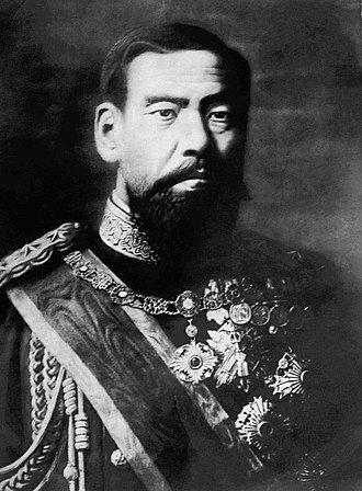 Emperor Meiji, Japan history
