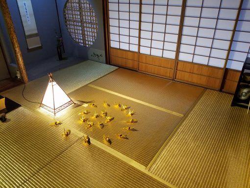 Kanazawa Golden Tea Room
