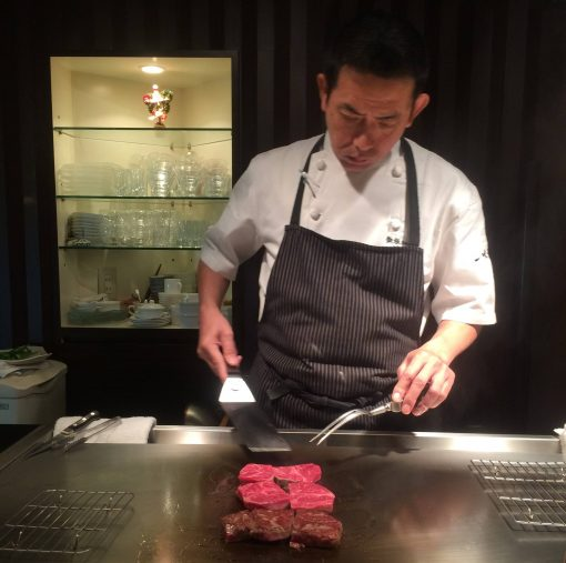 Kobe Beef, Kobe, Japan