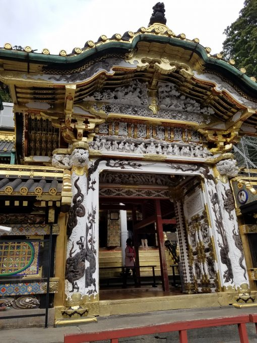 Nikko Toshogu Shrine, Japan