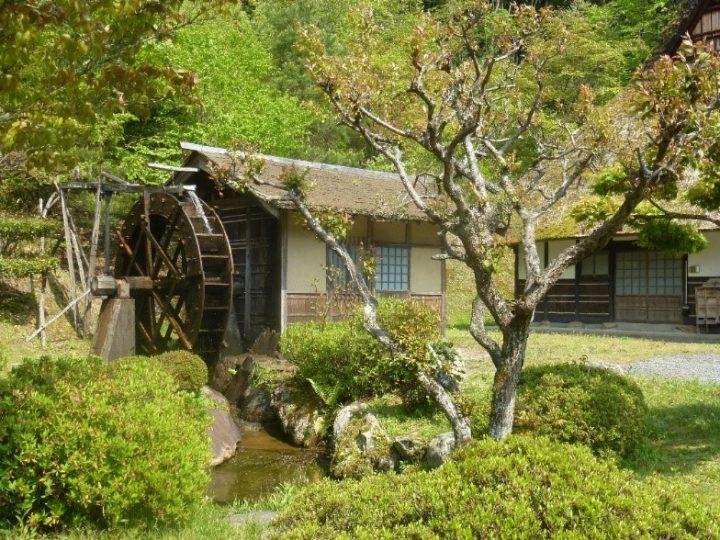 Japan's rural scenery, cycling in Japan