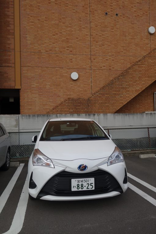 Driving in Japan