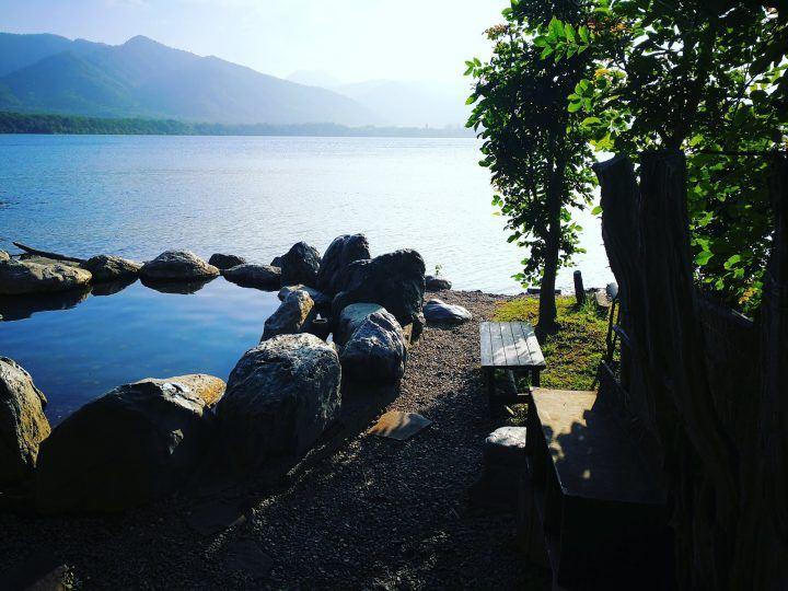 Kotan Onsen, Hokkaido in summer
