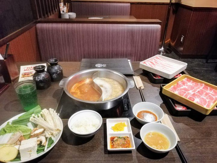 Nabezou (Japanese hot pot dining)