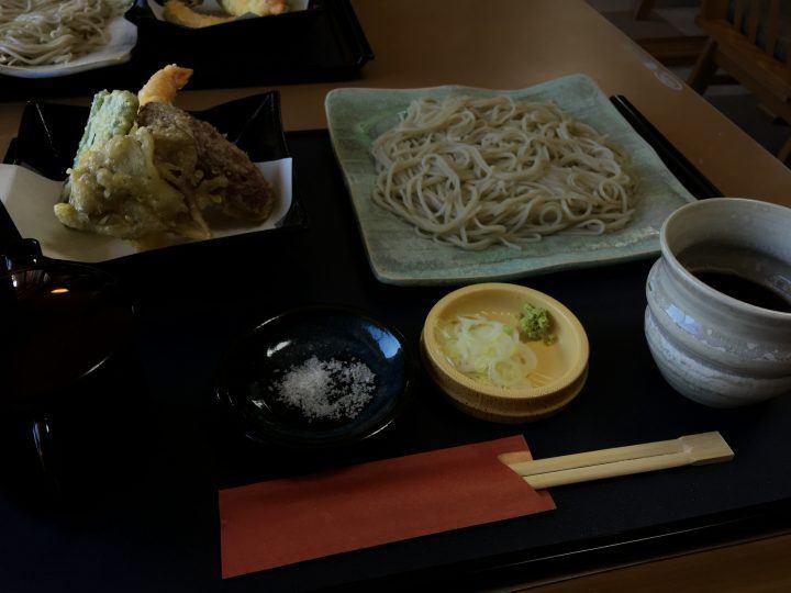 Soba noodles Fukushima