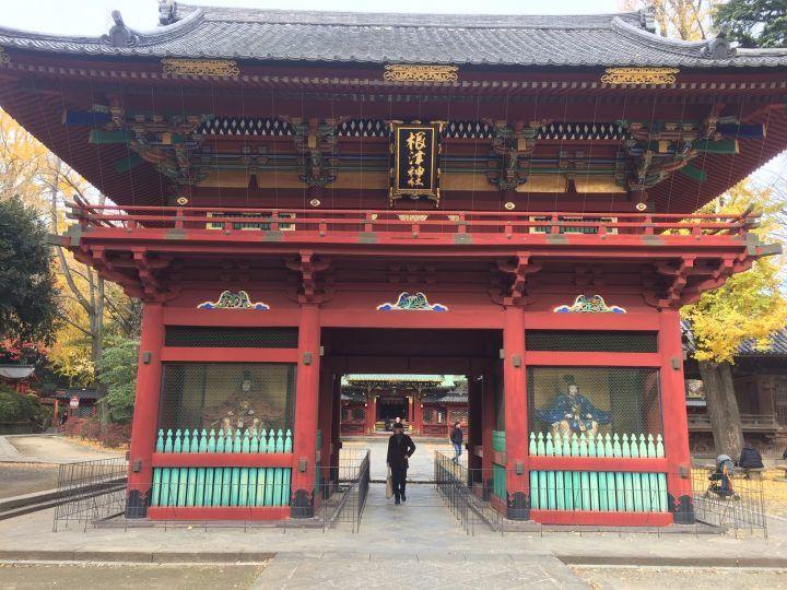 Nezu shrine, Tokyo, Japan