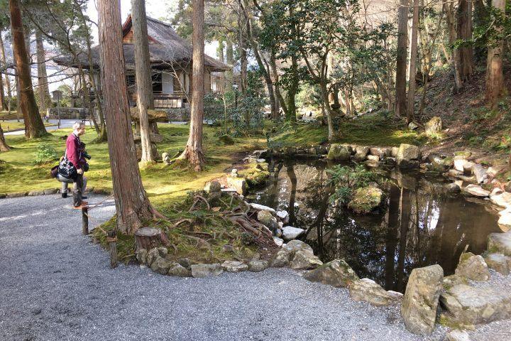 Sanzen-in, Kyoto, Japan