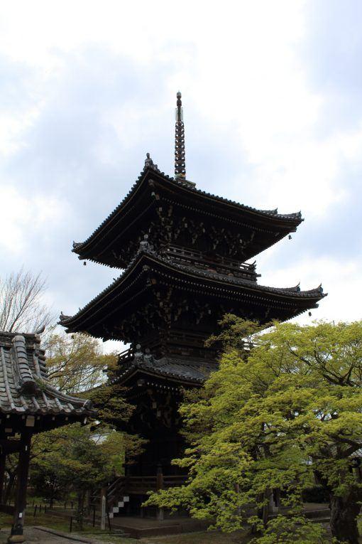 Shinnyodo, Kyoto, Japan