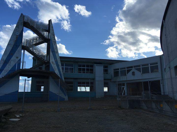 Udeko Elementary School, Fukushima