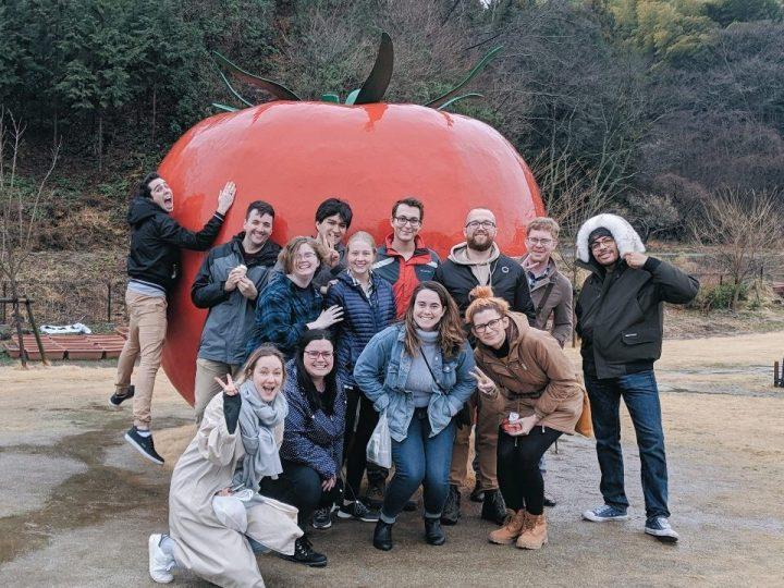 The GREEN Program, Educational travel in Japan