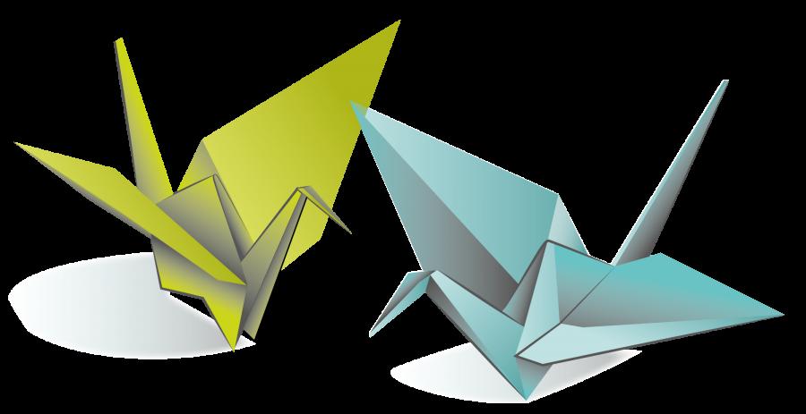 Fold Paper Crane origami Fresh origami Crane Instructions ... | 463x900