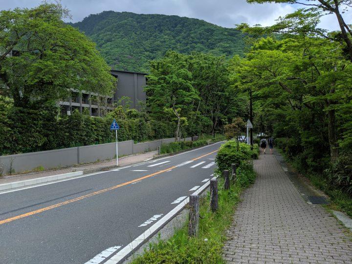 Togendai, Hakone