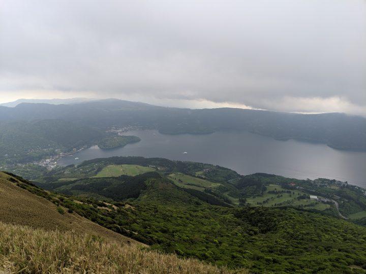 Mount Komagatake, Hakone, Japan