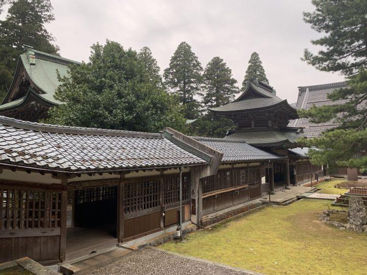 Eihei-ji temple, Fukui, Japan