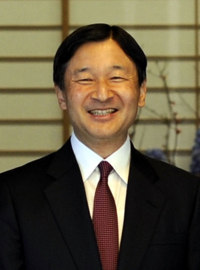 Naruhito, the new Emperor of Japan