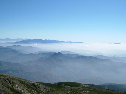 View from Norikura © Mark Wharton