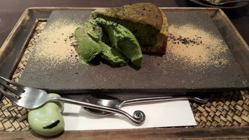 Japan Instagram coffee shop, Ten – Kyoto matcha ice cream